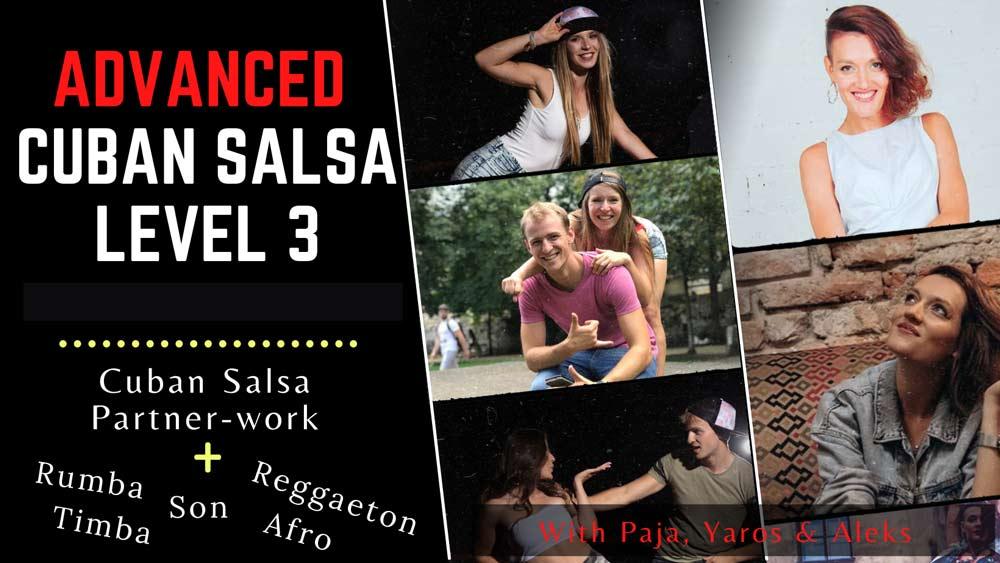 lekce salsy pro pokročilé praha